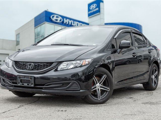 2013 Honda Civic LX (A5) in Mississauga, Ontario