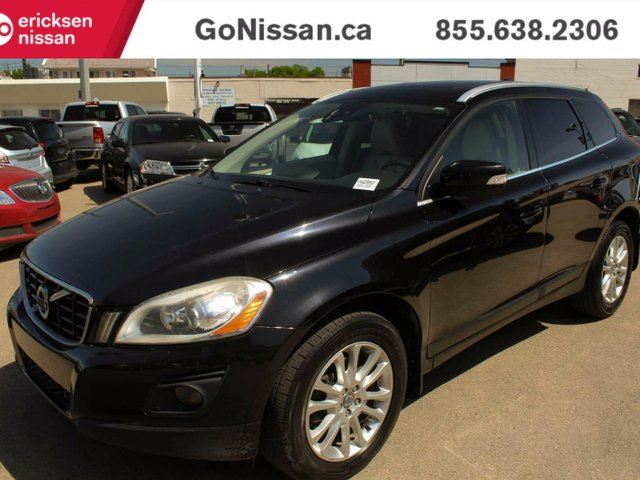 2010 VOLVO XC60 T6, AWD, Pano Roof, Leather, Park Sense Monitor, in Edmonton, Alberta