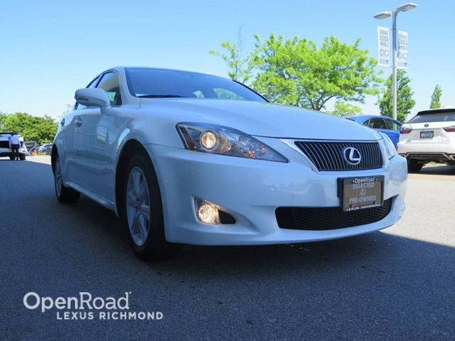 2010 Lexus IS 250 PACKAGE A in Richmond, British Columbia