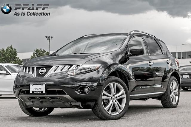 2009 Nissan Murano LE in Mississauga, Ontario