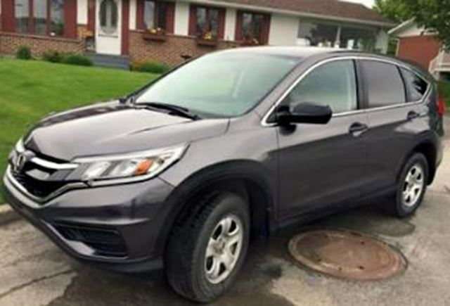 2015 Honda CR-V LX AWD in Mississauga, Ontario