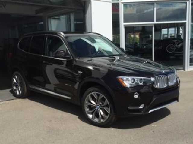 2014 BMW X3 28i xDrive X Line w/ Panoramic Roof in Mississauga, Ontario