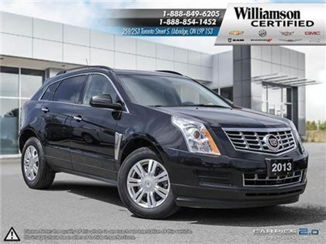 2013 Cadillac SRX Leather Collection in Uxbridge, Ontario