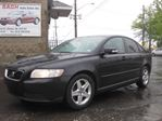 2008 Volvo S40  S40 AUTO, ROOF, 12M.WRTY+SAFETY $6990 in Ottawa, Ontario