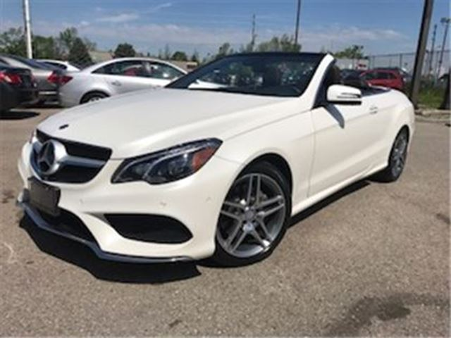 2014 MERCEDES-BENZ E-CLASS AMg, 6600 kms only in Guelph, Ontario