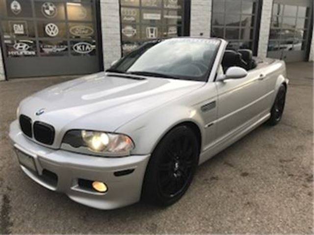 2003 BMW M3 convertible power top awesome condition in Guelph, Ontario