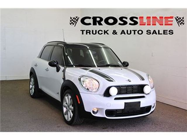2011 MINI COOPER Countryman Base in Edmonton, Alberta