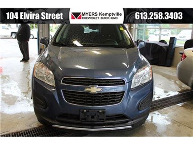 2013 Chevrolet Trax 1LT with Bluetooth in Kemptville, Ontario
