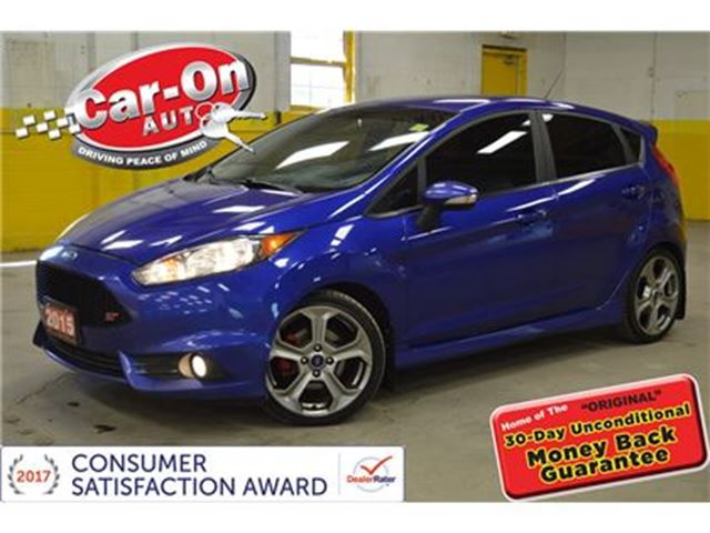 2015 Ford Fiesta ST LEATHER SUNROOF NAVIGATION in Ottawa, Ontario