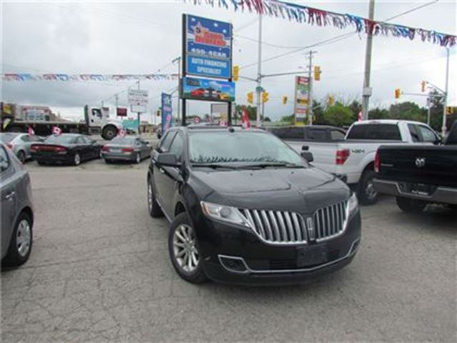 2011 LINCOLN MKX SUNROOF   LEATHER   AWD in London, Ontario