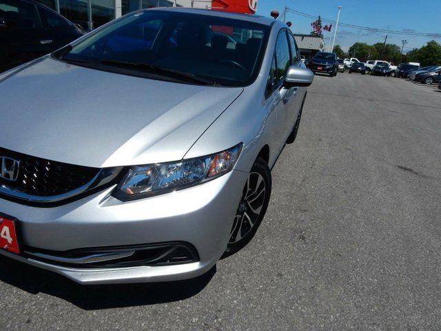2014 honda civic ex sunroof bluetooth belleville for Honda civic sunroof