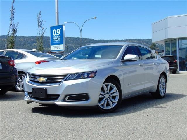 2016 Chevrolet Impala LT in Merritt, British Columbia
