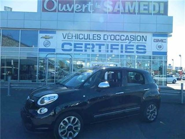 2015 FIAT 500L Lounge + TOIT PANORAMIQUE + CUIR in Montreal, Quebec