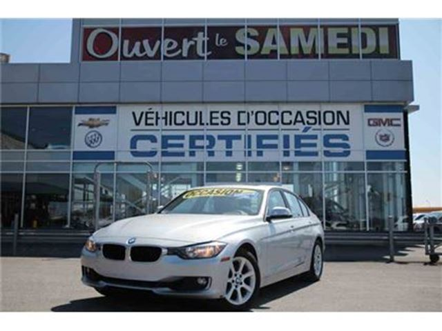 2013 BMW 3 SERIES 328 i XDRIVE SEDAN + TOIT OUVRANT in Montreal, Quebec