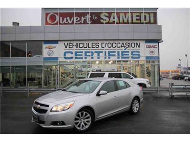 2013 Chevrolet Malibu 185$/MOIS 0$ COMPTANT in Montreal, Quebec