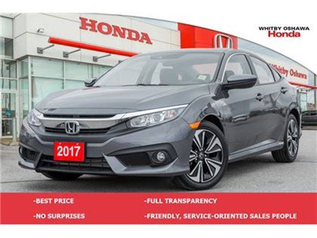 2017 honda civic ex t cvt whitby ontario car for sale. Black Bedroom Furniture Sets. Home Design Ideas