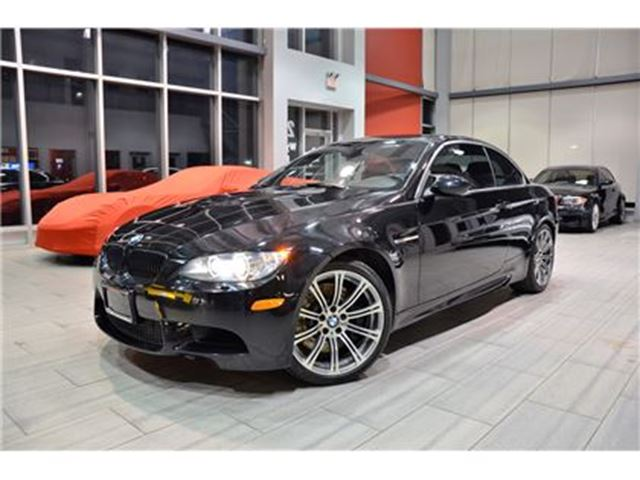 2013 BMW M3 Hardtop 6-Speed Manual With Only 31.448 Kms! in Oakville, Ontario