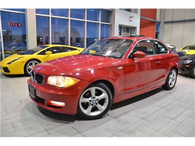 2009 BMW 1 Series i With Only 97.983 Kms! in Oakville, Ontario