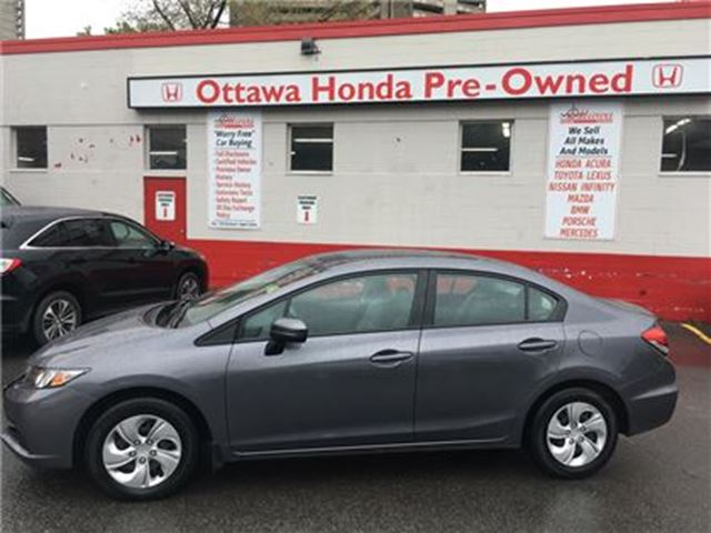 2014 HONDA Civic LX in Ottawa, Ontario