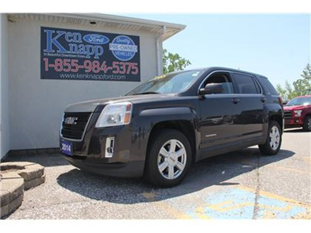 2014 GMC TERRAIN SLE AWD CLEAN CAR BLUETOOTH in Essex, Ontario