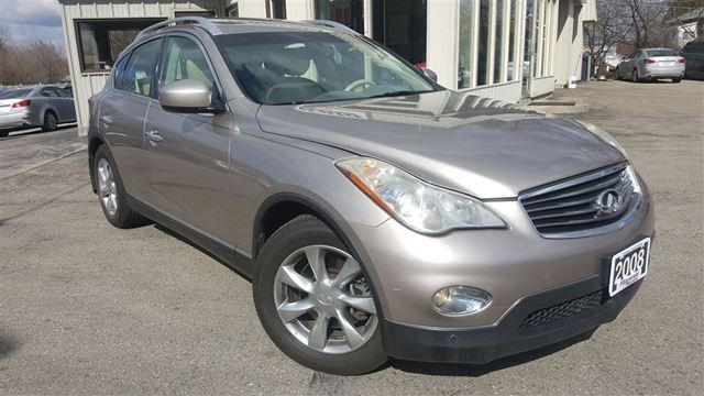 2008 INFINITI EX35 Luxury - Navigation! Back-up Cam! AWD! in Kitchener, Ontario