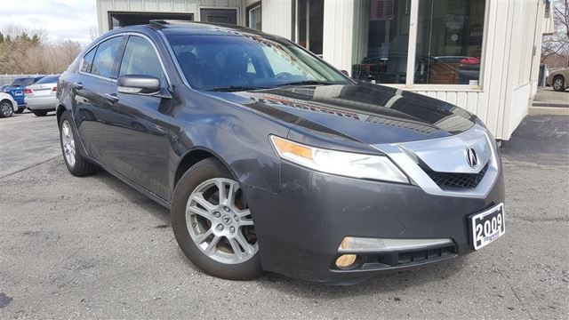 2009 ACURA TL Technology Package - NAV! BACK-UP CAM! in Kitchener, Ontario