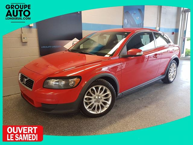 2008 VOLVO C30 MANUEL A/C SIn++GES CHAUFFANTS in Longueuil, Quebec