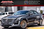 2014 Cadillac CTS Luxury AWD Pano_Sunroof Nav Leather BOSE 18Alloys in Thornhill, Ontario