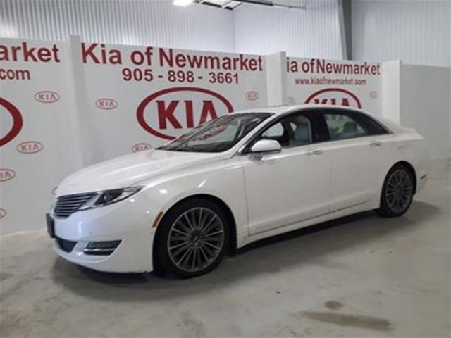 2013 LINCOLN MKZ V6 AWD NAVIGATION in Newmarket, Ontario