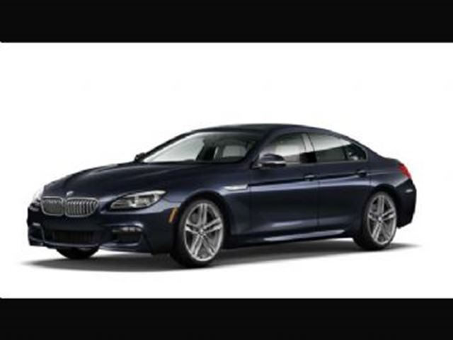 2017 BMW 6 Series 650i xDrive Gran Coupe in Mississauga, Ontario