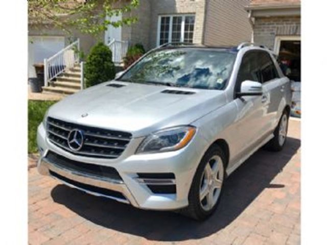 2013 mercedes benz m class ml350 diesel 4matic sport amg for Extended warranty mercedes benz
