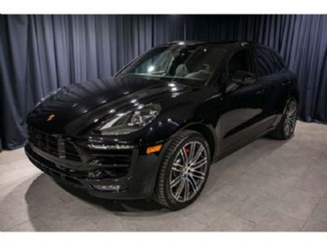 2017 PORSCHE MACAN GTS Every Option in Mississauga, Ontario