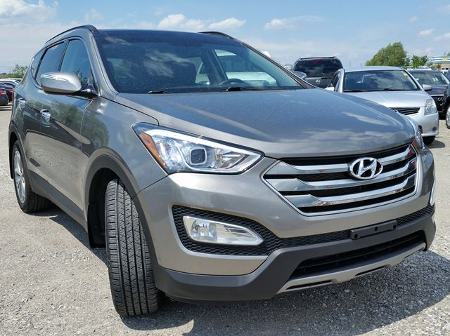 2015 hyundai santa fe sport awd w all leather panoramic roof heated seats climate control rear. Black Bedroom Furniture Sets. Home Design Ideas