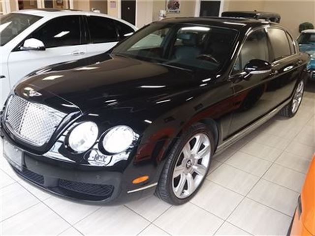 2007 BENTLEY CONTINENTAL W 12 557 H.P No accidents Flawless condition in Guelph, Ontario