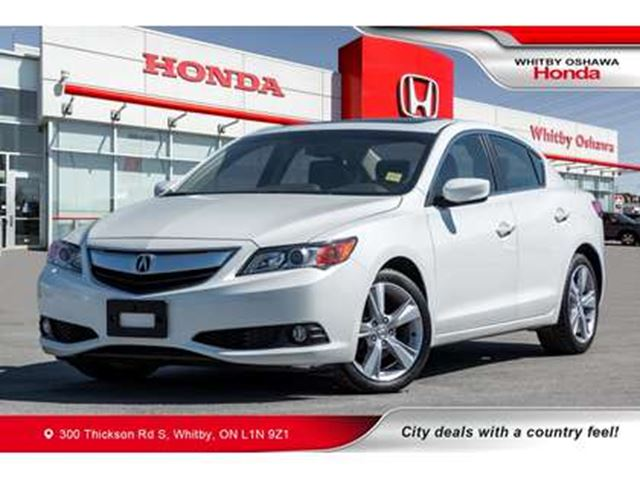 2014 ACURA ILX Premium Package in Whitby, Ontario