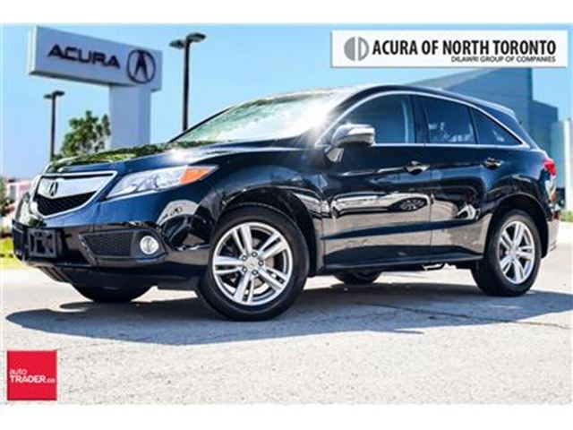 2014 ACURA RDX at Accident Free!! Back UP Camera Sunroof Leather in Thornhill, Ontario