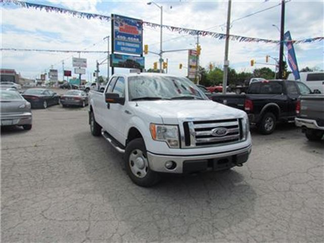 2009 Ford F-150 SXT   SUPERCAB   4X4   SAT RADIO in London, Ontario