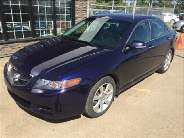 2004 ACURA TSX LOADED in Edmonton, Alberta