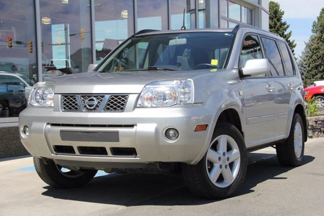 2005 NISSAN X-TRAIL 4DR LE AWD AUTO in Kamloops, British Columbia