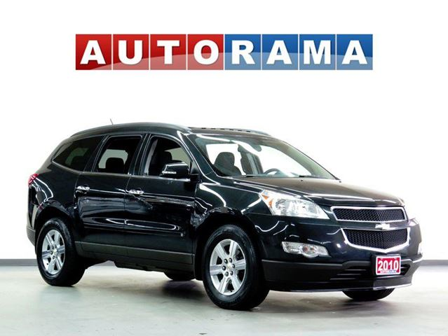 2010 Chevrolet Traverse 7 PASSENGER SUNROOF in North York, Ontario