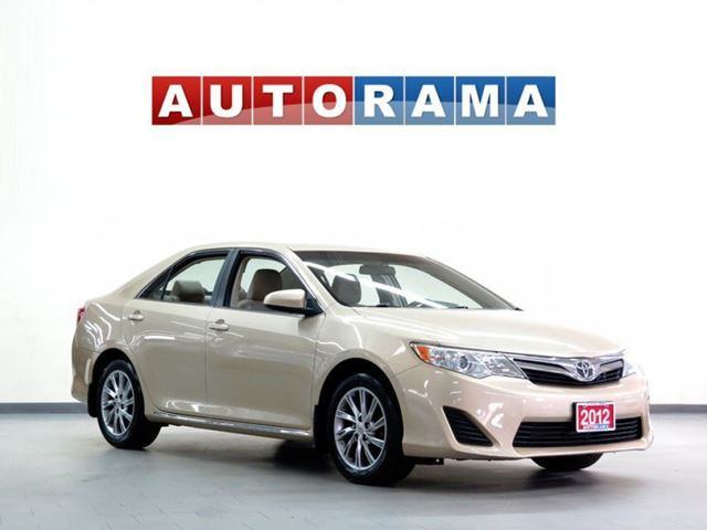 2012 Toyota Camry LE BACKUP CAMERA in North York, Ontario