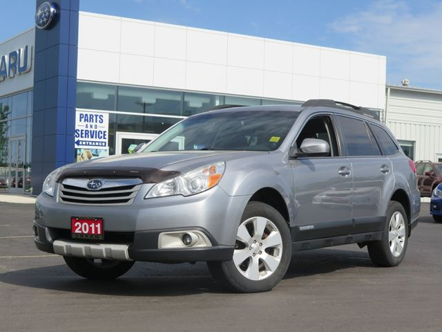 2011 SUBARU Outback SPORT WITH MANUAL TRANSMISSION in Stratford, Ontario