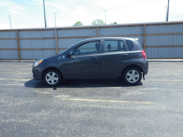 2010 chevrolet aveo ls hatchback grey haldimand motors. Black Bedroom Furniture Sets. Home Design Ideas