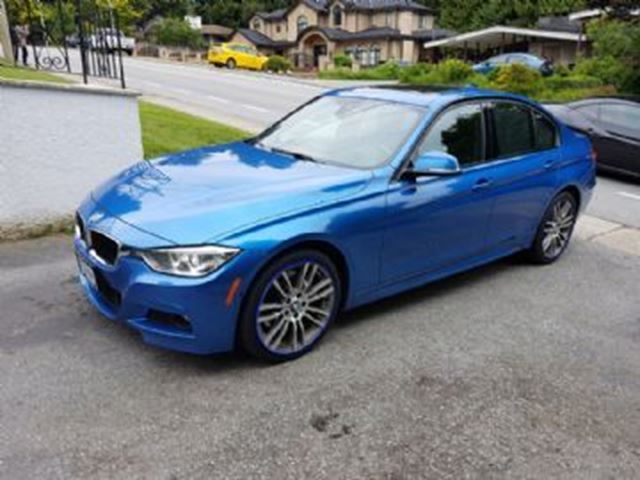 2015 BMW 3 Series 4dr Sdn 335i xDrive AWD *5 Months Incentive* in Mississauga, Ontario