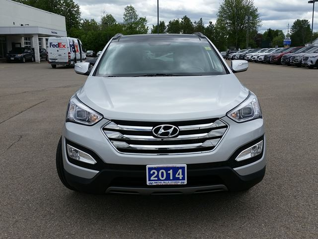 used 2014 hyundai santa fe limited smiths falls. Black Bedroom Furniture Sets. Home Design Ideas