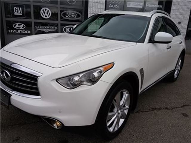 2013 INFINITI FX37 Limited Edition in Guelph, Ontario