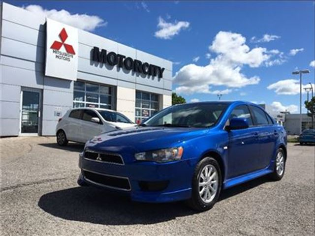 2012 MITSUBISHI LANCER - Air conditioning - Bluetooth - in Whitby, Ontario