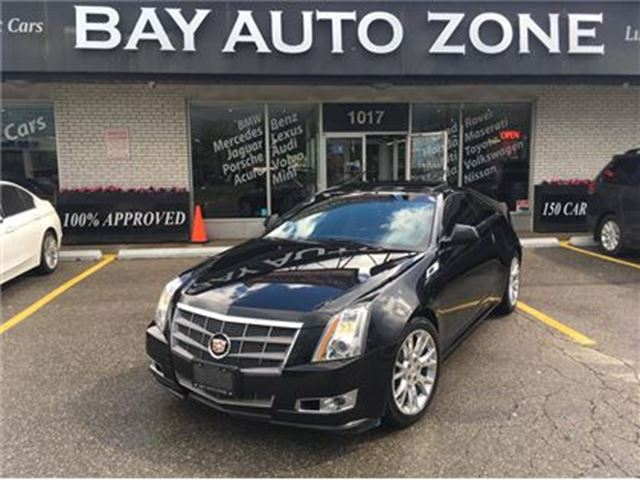 2011 Cadillac CTS Performance Collection in Toronto, Ontario