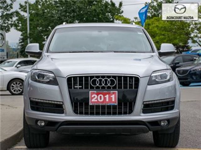 2011 AUDI Q7 3.0 TDI Premium - NAVI, ACCIDENT-FREE in Scarborough, Ontario