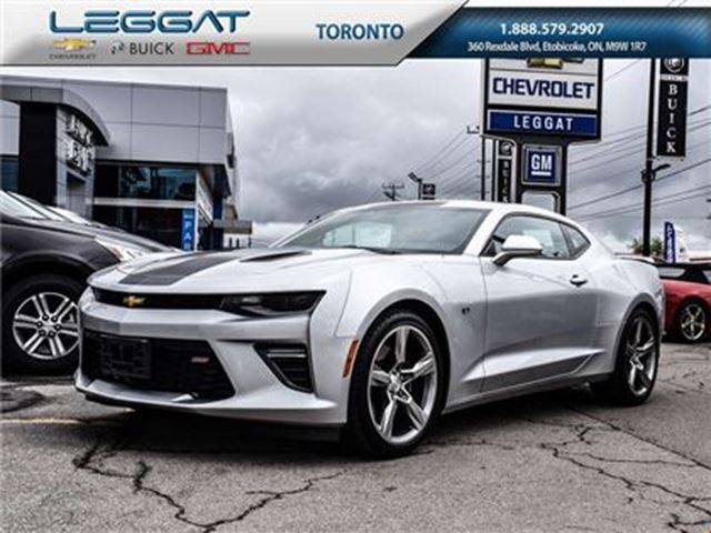 2016 CHEVROLET Camaro 2SS, LOW, LOW kms.. Magnetic Ride Control in Rexdale, Ontario